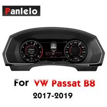 Instrument Panel Replacement Dashboard For Passat B8 12.3 inch Full LCD Screen Entertainment Intelligent System
