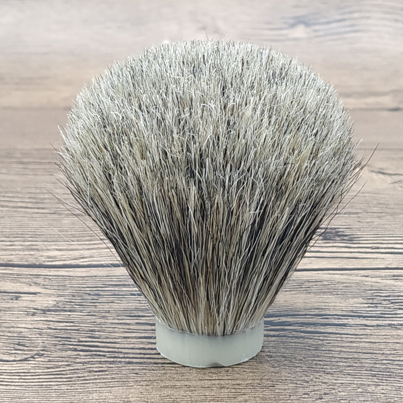 Dscosmetic Boar Bristle Mixed Badger Hair Shaving Brush Knots
