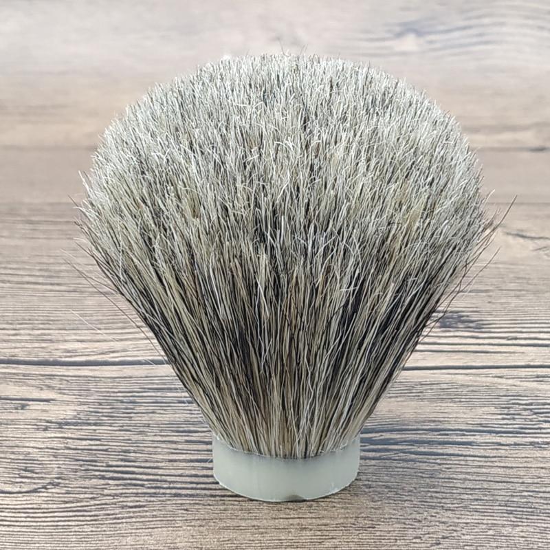 Dscosmetic Boar Bristle Mixed Badger Hair Shaving Brush Knots