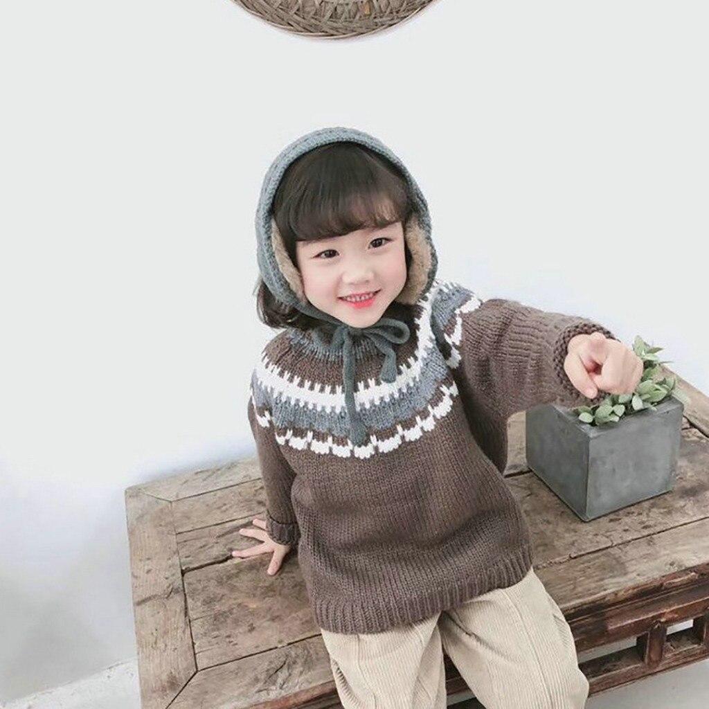 Winter Accessories For Women Scarf Earflap Winter Autumn Warm Plush Ear Muffs Cute Fashion Ear Cover Warmer Earmuffs Kids