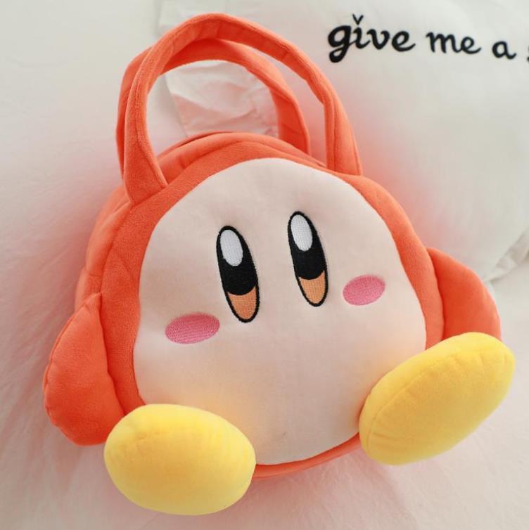Kirby Star Plush Handbag  2
