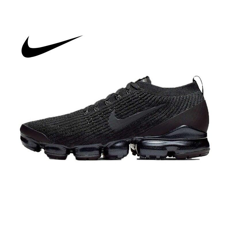 Ban Đầu Nike Air Vapormax Flyknit 3 Nam Chạy Bộ Lưới Nhẹ Ngoài Trời Giày 2019 Hàng Mới Về