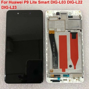 Image 4 - Tested OK For Huawei P9 Lite Smart DIG L03 DIG L22 DIG L23 LCD Display + Touch Screen Digitizer Assembly +Frame ( NO P9 Lite )