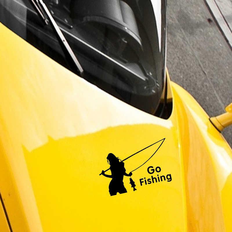 2020 yeni sıcak popüler balıkçılık vinil araba sticker için Chevrolet Cruze TRAX Aveo Sonic Lova yelken EPICA Captiva Malibu volt Camaro