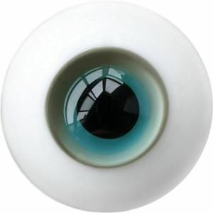 [wamami] 8mm 10mm 12mm 14mm 16mm 18mm 20mm 22mm 24mm Aqua Glass Eyes Eyeball BJD Doll Dollfie Reborn Making Crafts