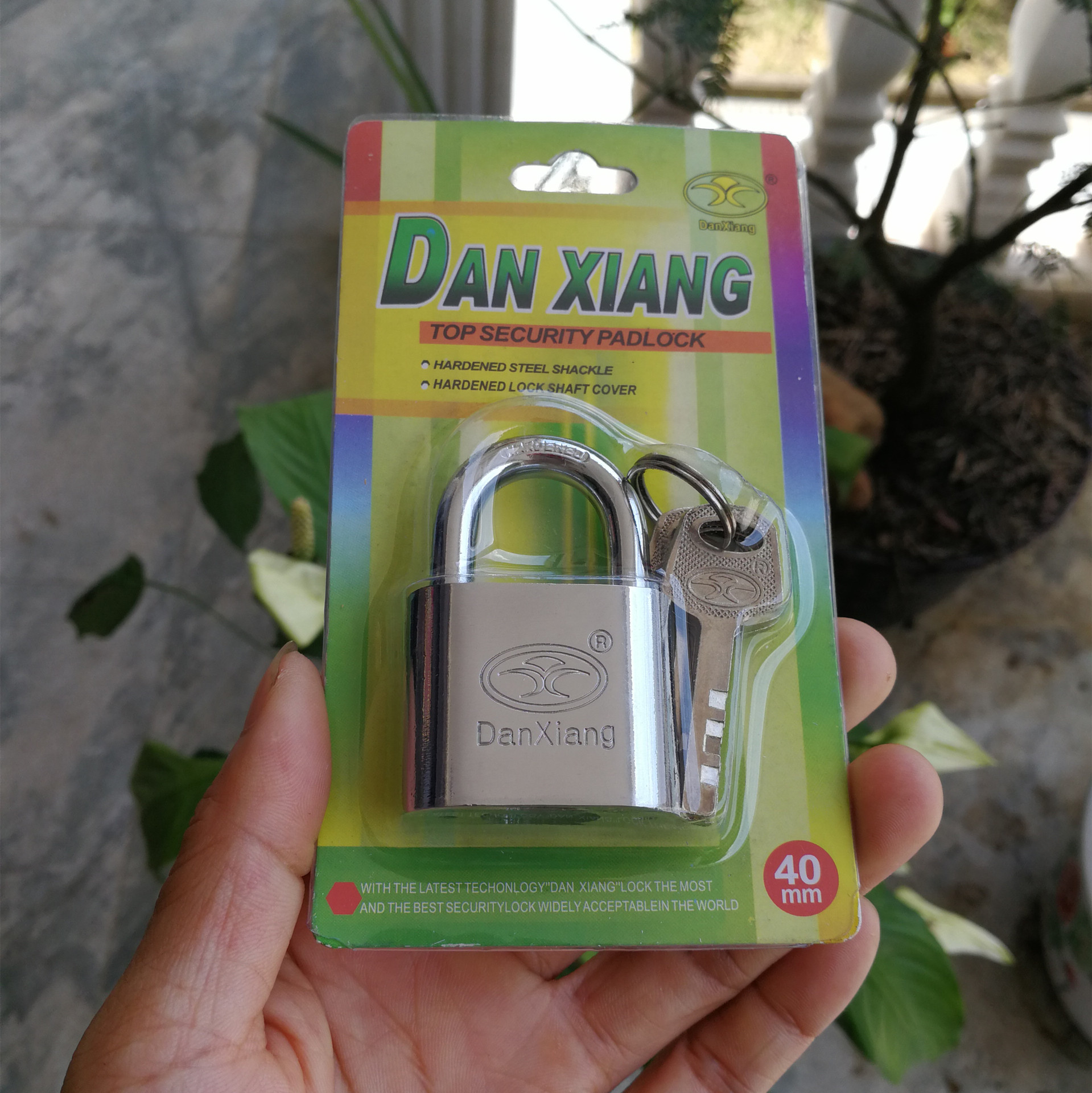 Pujiang Padlock Manufacturers Wholesale 40 Mm Cabin Lock Students Dormitory Door Lock Anti-Theft Safe Lock Head Faux Stainless S