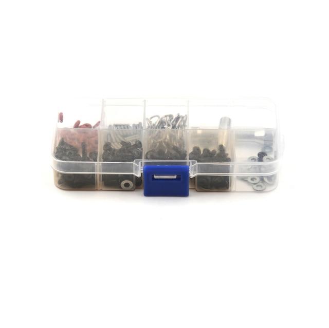 Коробка с винтами m3 набор винтов для 1/10 hsp пульта дистанционного