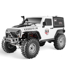 Crawler-Rtr Rc Rock Rc-Car-Off-Road Hobby EX86010-JK Waterproof Pioneer Rgt Rc 4wd 4x4