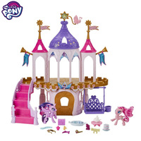 Hasbro My Little Pony Friendship Fantasy Castle Set Girl Play House Toy Horse Doll