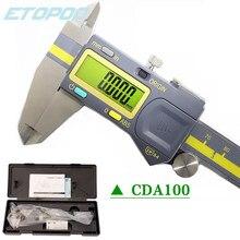 Ip54 0-150/200/300mm 0.005mm termo marca abs origem digital caliper eletrônico vernier caliper micrômetro digitalizador messschieber