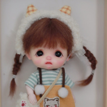 OB11doll Products include doll head with makeup+OB11 body+ey