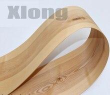 1Pieces Length: 2.5 Meters  Thickness:0.52mm Width: 20cm Pure Solid Natural Knots Olive Peel Wood Veneer length 2 5 meters width 15cm thickness 0 25mm decoration door stickers veneer