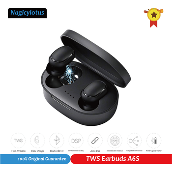 Bluetooth 5.0 Wireless Earphone for Xiaomi Red mi Note 9 poco TWS Wireless Bluetooth Earphone with mic HD Sound Wireless EarBuds