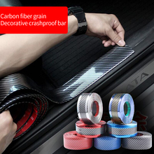 Schutz Carbon Faser Aufkleber 3D Carbon Faser Vinyl Mehrere Farbe Wrap Blatt Rolle Film Auto Aufkleber Motorrad Auto Styling