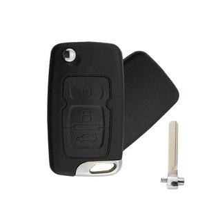 OkeyTech складной пульт дистанционного ключа оболочки пустой левым лезвием для Geely Emgrand 7 EC7 EC715 EC718 Emgrand7 EC7 RV EC715 EC718 RV левым лезвием|Ключ от авто|   | АлиЭкспресс