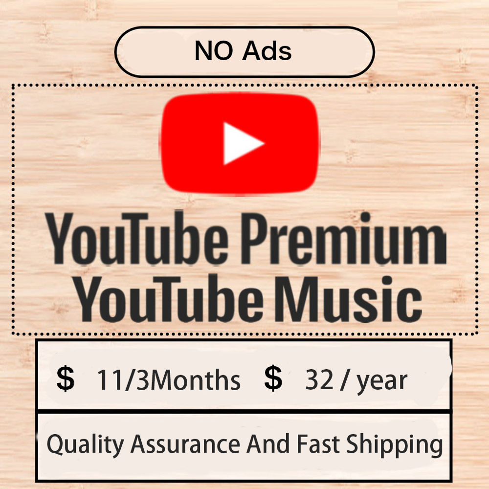 Youtube Premium family 1 year Youtube subscribe Youtube music premium membership account