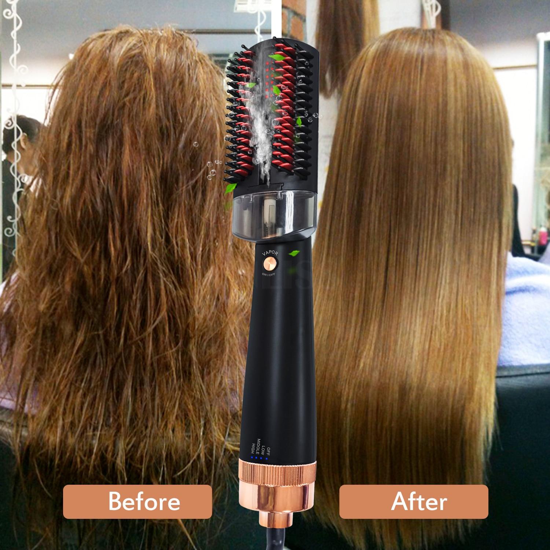 Alisador de cabelo um passo secador de