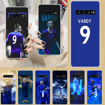 Jamie Vardy soccer football Phone Case cover hull For SamSung Galaxy S M 6 7 8 9 10 20 30 31 Edge Plus E Lite transparent image