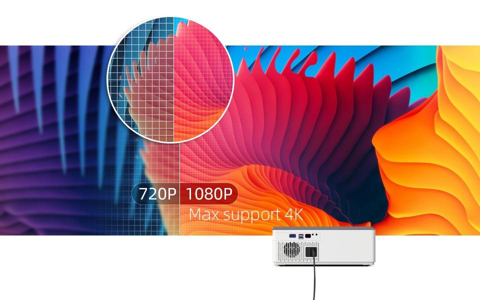 Projector Smart Version