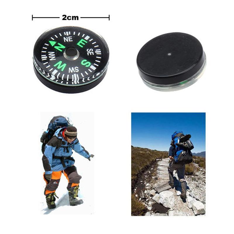 12 шт. портативный мини точный компас North Guider для кемпинга Hike выживания