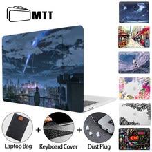Mtt para macbook pro 13 caso 2020 luva do portátil capa dura para macbook pro ar 11 12 13 15 16 funda a2289 a2251 a2179 a2141 a1278