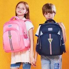 Nylon Waterproof School Bag Backpack for Girls Children Orthopedics School Bags Kids Backpack Boy Girl Schoolbag For Girls Boys цена