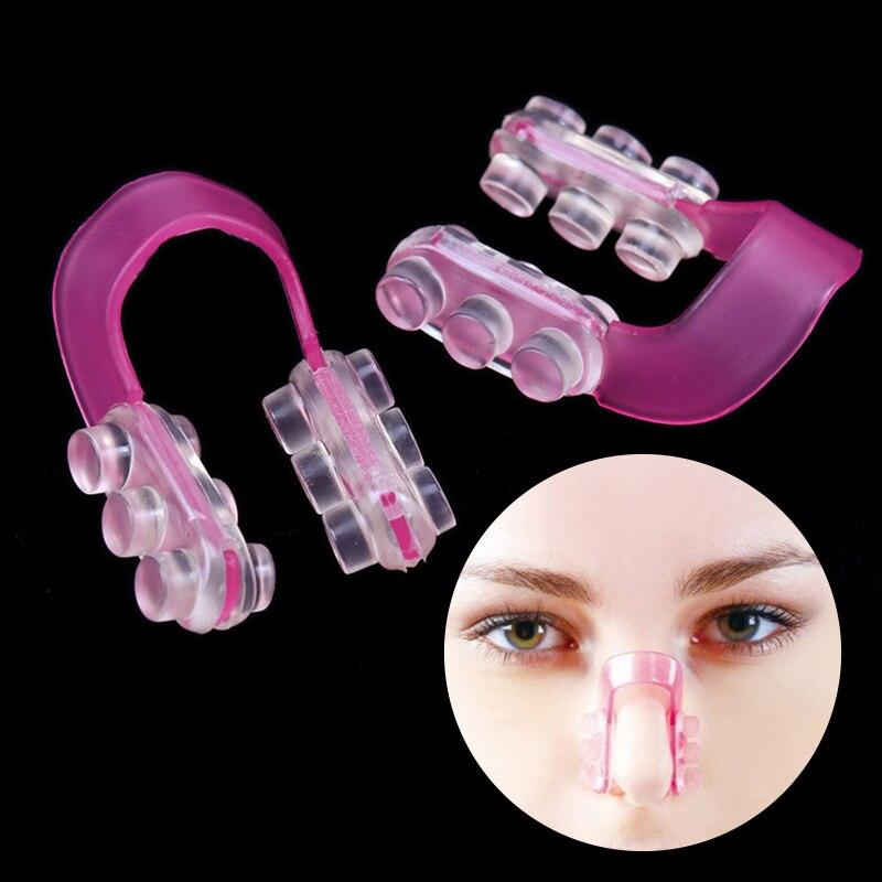 1 шт. модная корректирующая машинка для формирования носа подтягивающий мост выпрямление красивый зажим для носа клипса для лица и фитнеса ...