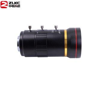Image 5 - 3.0 megapixel 12 120mm hd cctv lente manual iris varifocal c montagem lente para câmeras ip lente baixa distorção fa