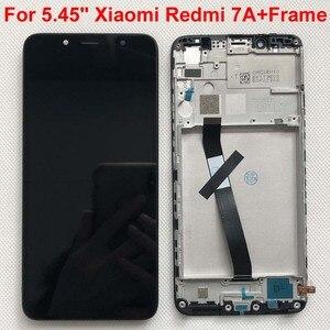 """Image 2 - 원래 5.45 """"샤오미 Redmi 7A MZB7995IN LCD 스크린 디스플레이 + 터치 스크린 패널 디지타이저 샤오미 Redmi 7A"""