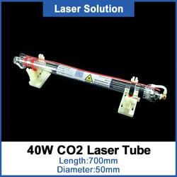 DRAGON diamant 40W Co2 Laser Tube Laser graveur 700MM longueur 50mm diamètre pour CO2 Laser graveur découpeuse