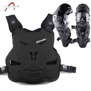 Vemar Motorcycle Body Armor Mo