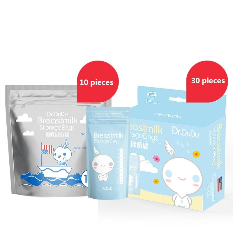 Newborn Breast Milk Storage Bags Baby Milk Freezer Bag Food Storage Portable Infant Feeding BPA Free Breast Pump Accessories