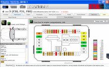 Os dados vívidos da oficina 2018.1 atris-technik apoiam o modelo de europa até 2018 o software o mais novo do reparo do automóvel em 80gb hdd multi-línguas