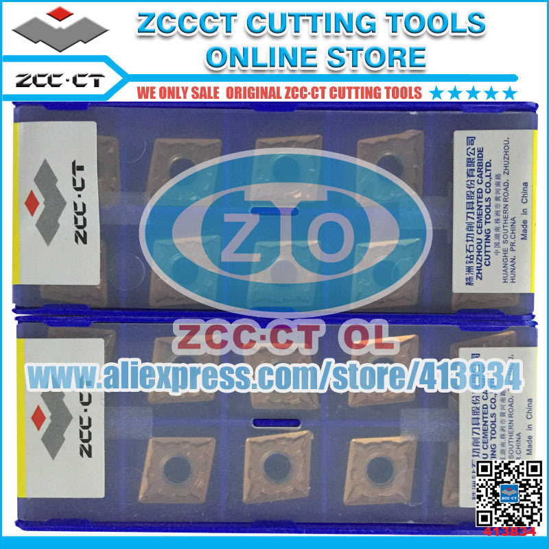 CNMG433-DM YBC152 10pcs ZCC.CT CNMG120412-DM YBC152