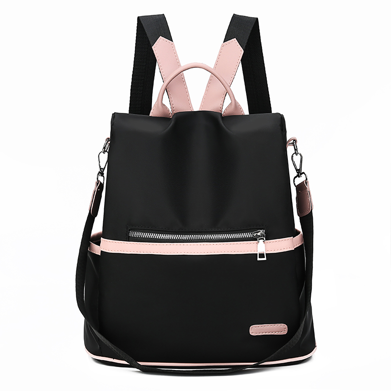 Fashion School Style Women's Backpack Women's Large Capacity Backpack High Quality Waterproof Oxford Women's Backpack