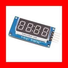 Светодиодный Дисплей модуль tm1637 для arduino 7 сегментный