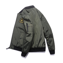 Army coat mens Mens jacket pilot bomber Thick military style tactical windbraeker high quality winter 2019 fashion 81779
