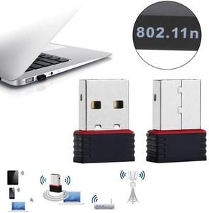 ZEXMTE мини беспроводная сетевая карта 150 Мбит/с USB WiFi адаптер для ПК ноутбука поддержка окна 10 8 7 MAC 2,4 ГГц беспроводной адаптер
