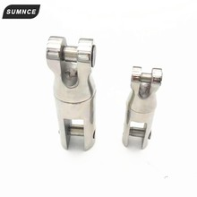 Stainless Steel Anchor Chain 360 Degree Swivel Anchor Chain Connector for Marine Boat