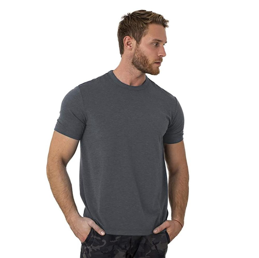 100% Superfine Merino Wool T Shirt Men's Base Layer Shirt Wicking Breathable Quick Dry Anti-Odor Many Colors