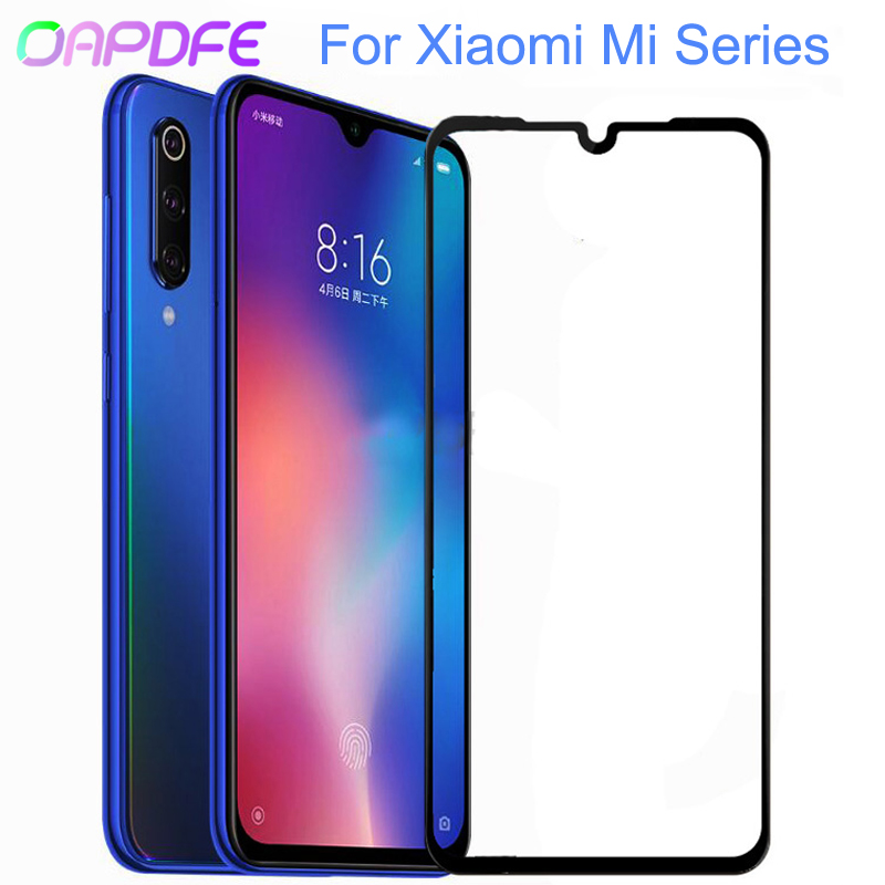 9D Tempered <font><b>Glass</b></font> on the For <font><b>Xiaomi</b></font> Mi 9 8 SE 9T CC9 CC9E Screen Protector Mi <font><b>A3</b></font> A2 Lite Play F1 Safety Protective <font><b>Glass</b></font> Film image