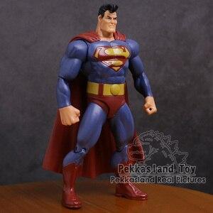 """Image 5 - Dc Super Heroes Vet Batman Superman Pvc Action Figure Collectible Model Toy 7 """"18Cm"""
