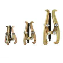3 4 6-Inch 3 leg Bearing Gear Hub Puller Set Internal External Reversible Gear Removal Tool for Slide Gears, Pulley, Flywheel cycle bearing extract puller set for wheels hub bearing remove