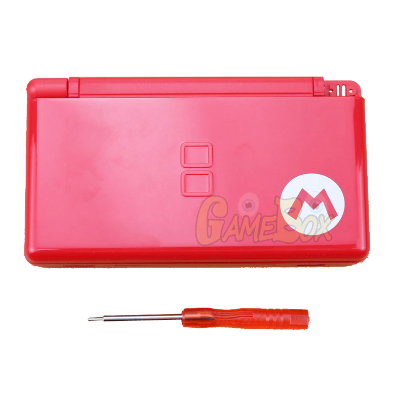 lowest price multiple colour Full Repair Parts Replacement Housing Shell Case Kit with Screwdriver for Nintend DS Lite N DSL