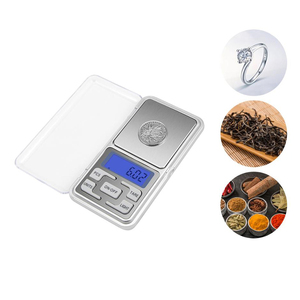 0.1-0.5kg Household Kitchen Scale Electronic Coffee Food Scales Diet Scales Measuring Tool Slim LCD Digital Electronic Weighing