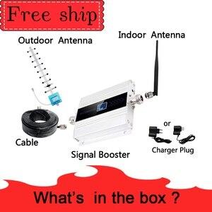 Image 5 - WCDMA 3G 2100MHz wzmacniacz wzmacniacz sygnału komórkowego gorąca wyprzedaż pasmo 1 LCD wzmacniacz telefon komórkowy wzmacniacz Ripetitore sygnału wzmacniacz