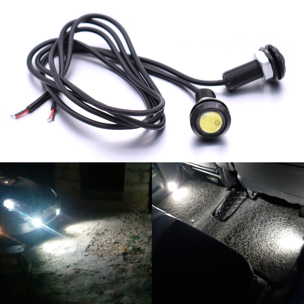 Eagle Eye <font><b>LED</b></font> Reverse Backup Light Daytime Running Signal Motorcycl Lamp For <font><b>BMW</b></font> K1200R K1300 S R GT K1600 GT GTL R1250GS <font><b>R1200R</b></font> image