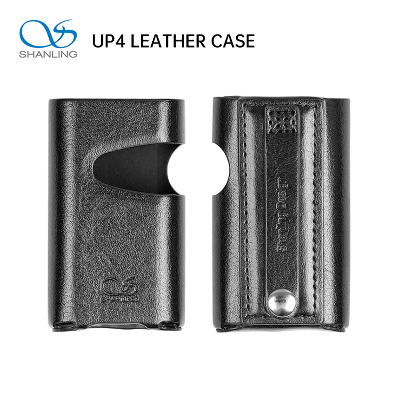 SHANLING UP4 Leather Case For SHANLING UP4 Headphone Amplifier