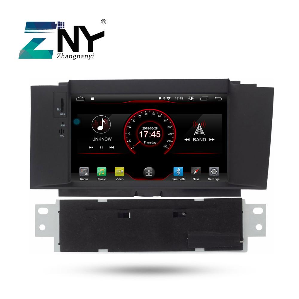 """7"""" Android 10 Car DVD For C4 C4L DS4 2012 2013 2014 2015 2016 Auto Radio FM RDS DSP Audio Video WiFi GPS Navi Backup Camera"""