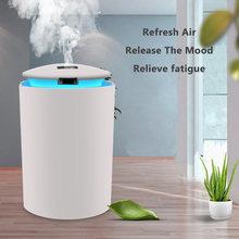 ELOOLE Mini Luftbefeuchter Für Home Office USB Flasche Aroma Diffusor LED Licht Spray Nebel Maker AirRefresher Befeuchtung Geschenk